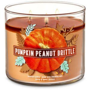 Pumpkin Pecan Brittle Candle